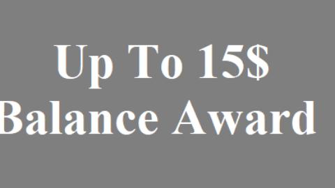Amazon Gift Cards 15 $ Balance Award Code
