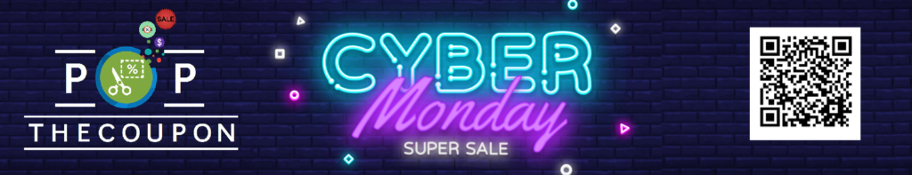 Cyber Monday 2020 Coupon Code