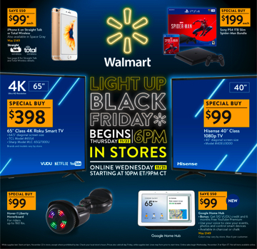 Walmart Black Friday 2020 Coupon Code $50 Off