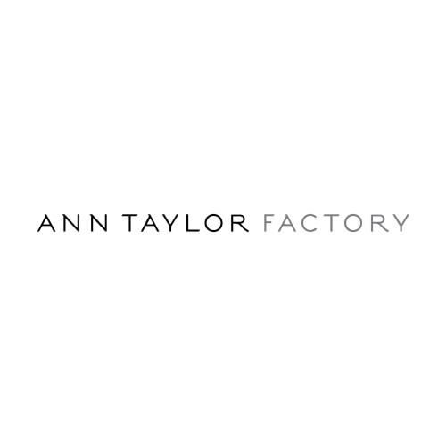 Ann Taylor Factory Coupon Code 20% OFF